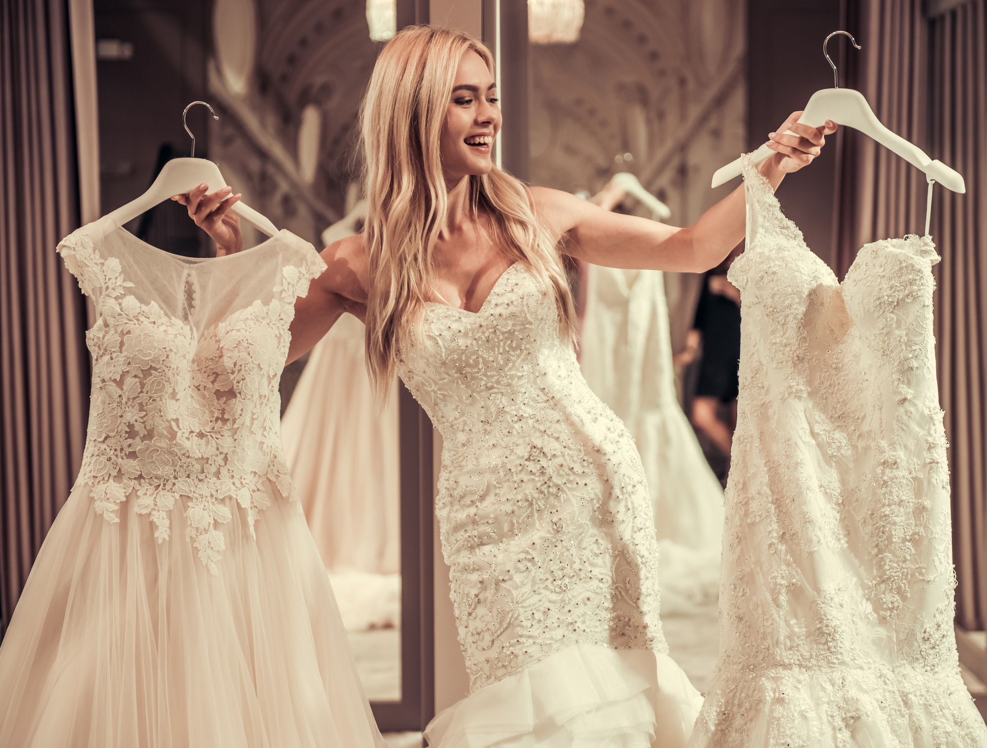 5 Things I Wish I knew Before Shopping for My Wedding Dress