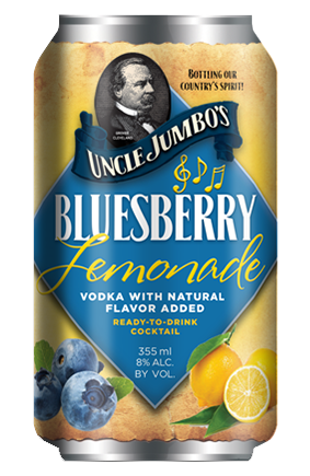 Bluesberry Lemonade Vodka (4 Pack)