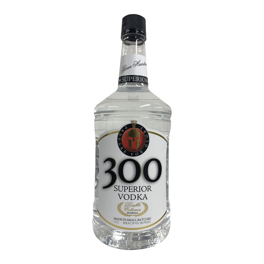 300 Vodka 1.75L