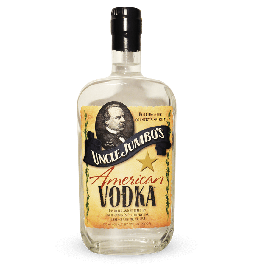 American Vodka 750ML