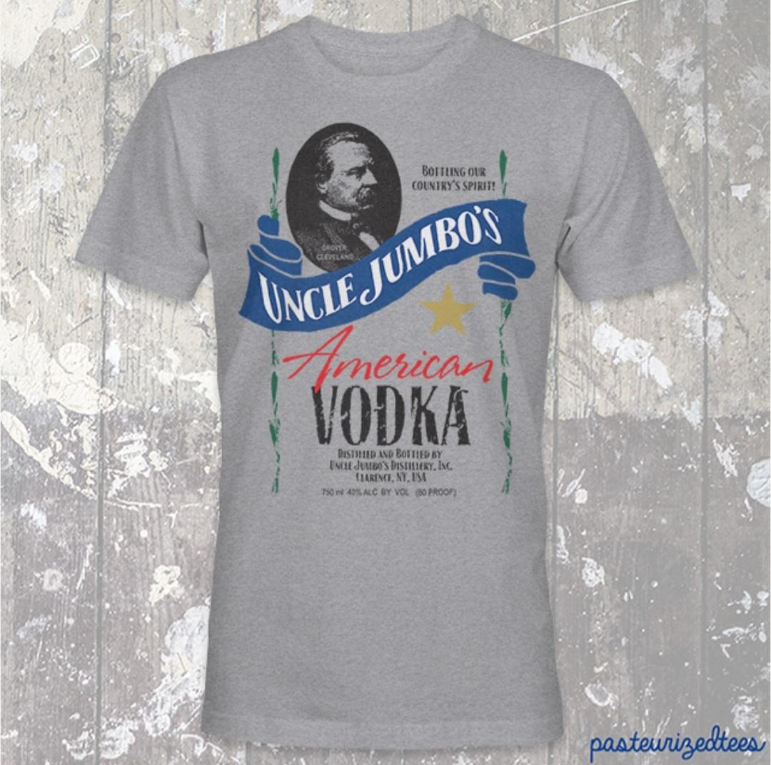 Uncle Jumbo's Crew Neck T-Shirt