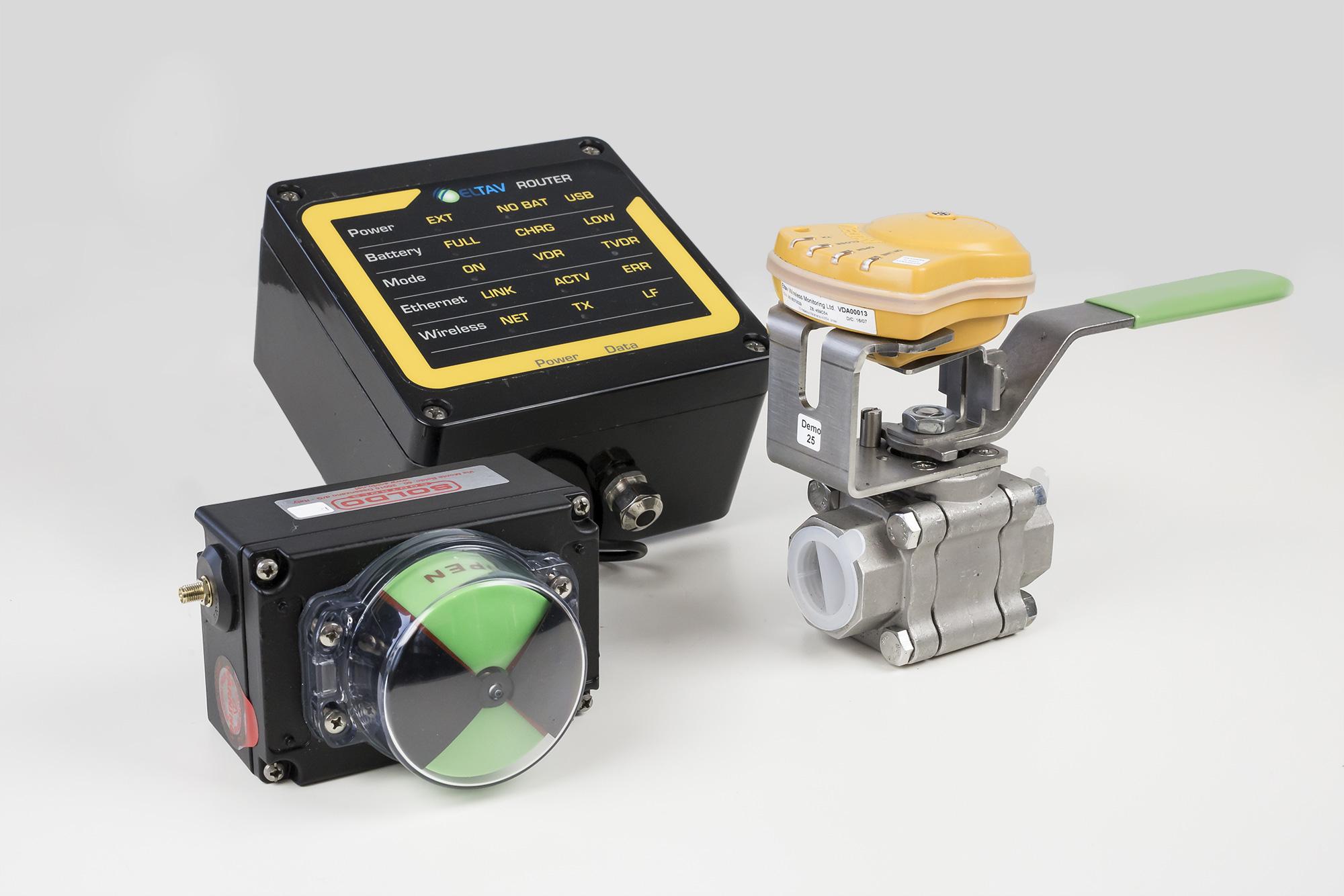 Rotork valve battery