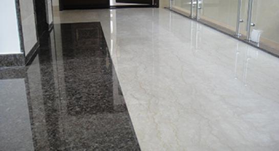 marble floor sealing