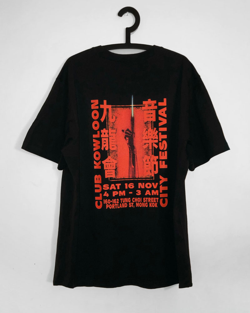 CK City Festival Tee (LIMITED)