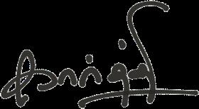 Karthi's Signature