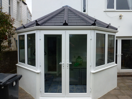 example of conservatory