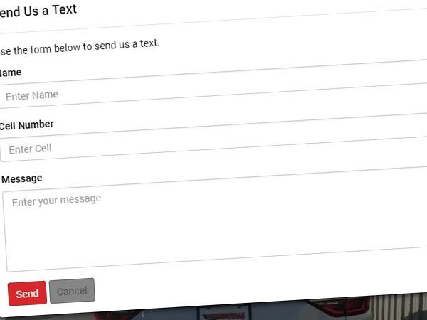 Send A Text Image
