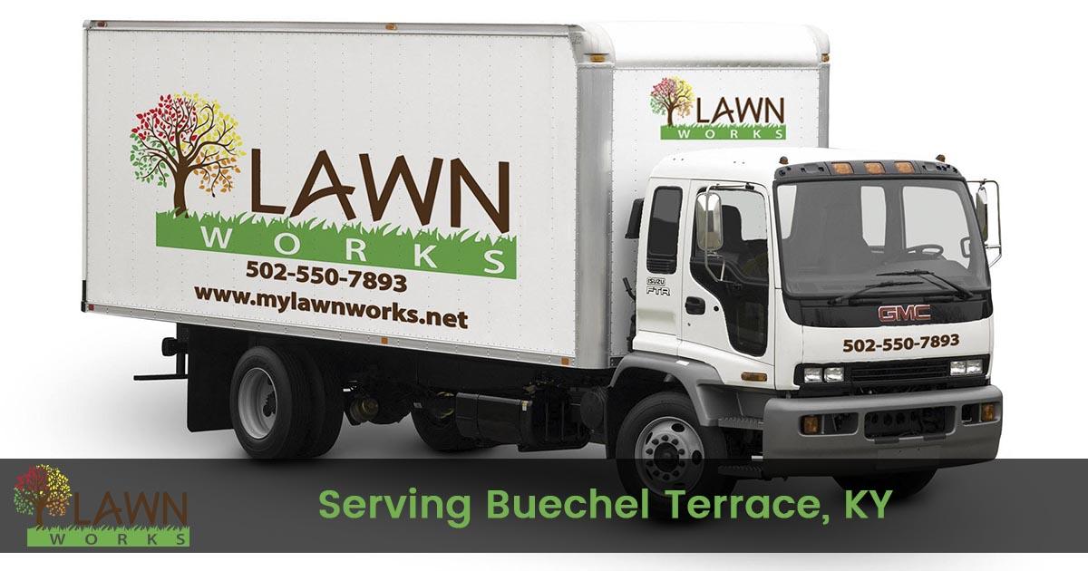 Lawn Care Service in Buechel Terrace Kentucky