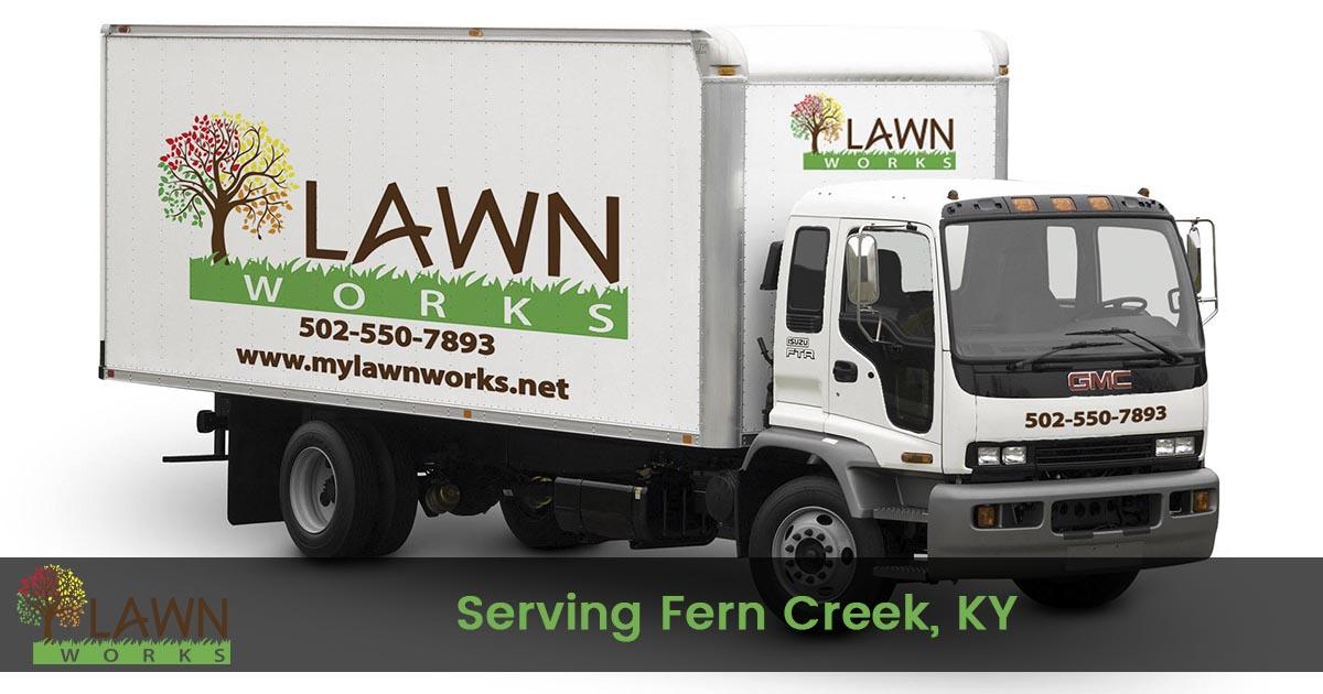 Lawn Care Service in Fern Creek Kentucky