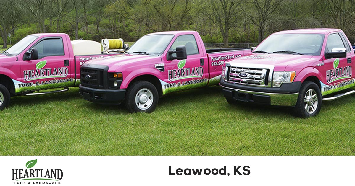 Leawood lawn care company