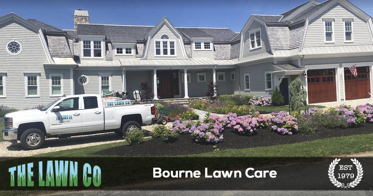 Bourne Lawn Care & Pest Control