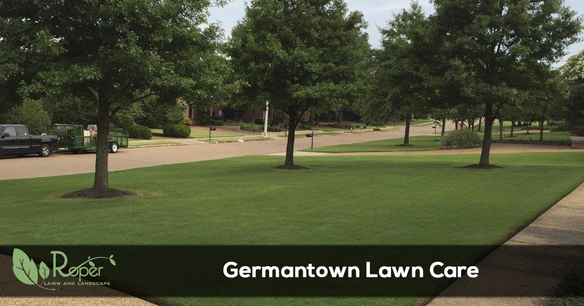 Germantown Lawn Care & Landscaping Service