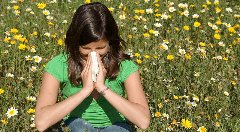 Allergy Immunotherapy can the the answer to your miserable symptoms.