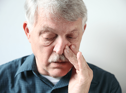 Treating patients with Chronic Sinusitis and other Ear, Nose and Throat Problems