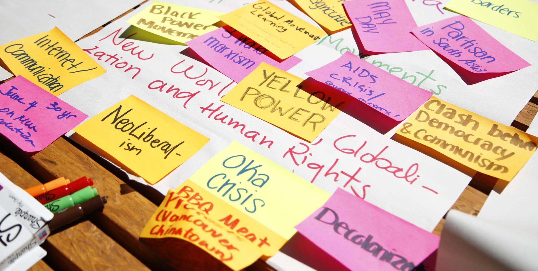 Social Change Workshops