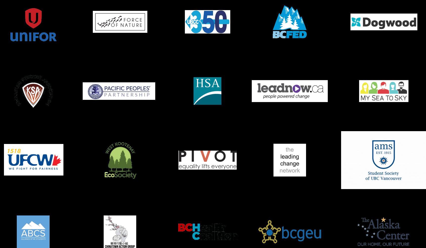 Organize BC Clients