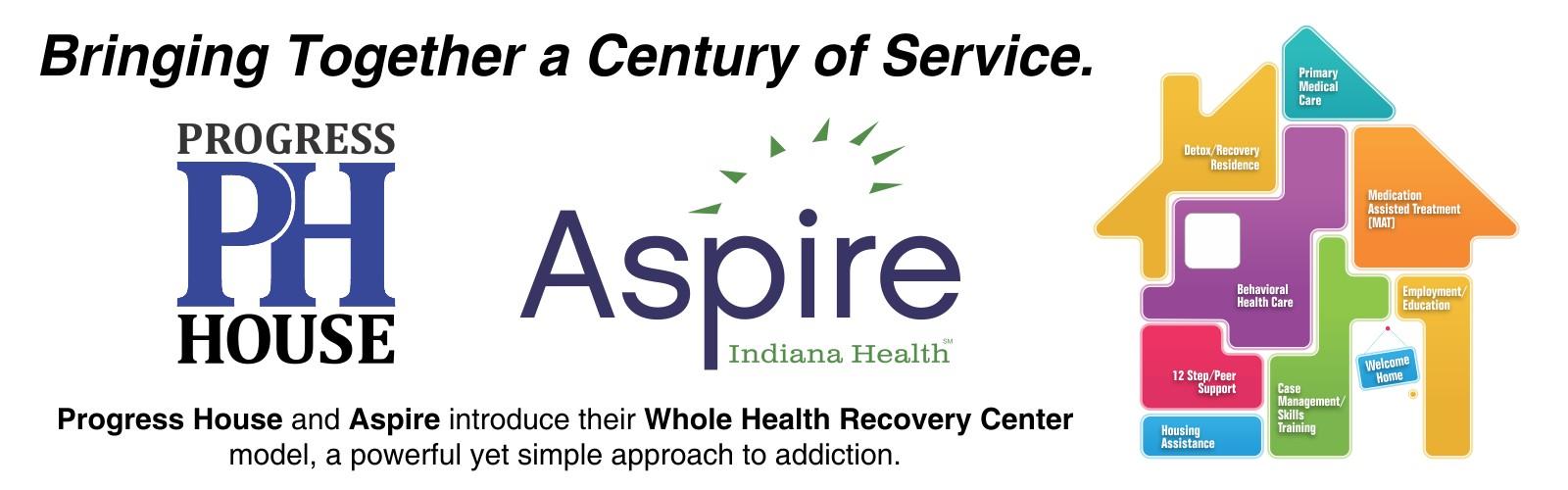 Progress House Aspire Indiana Health