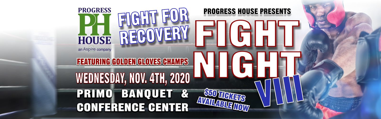 Fight for Recovery Progress House