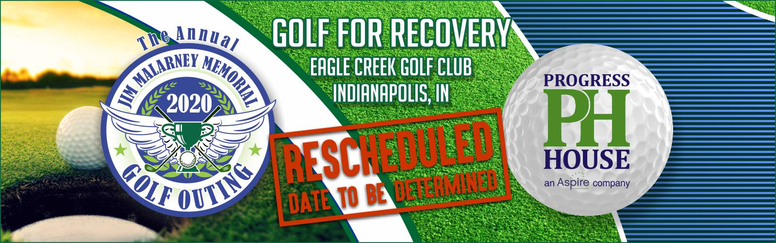 Golf For Recovery