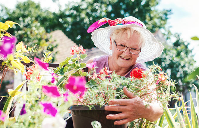 Spring into Action for Senior Health