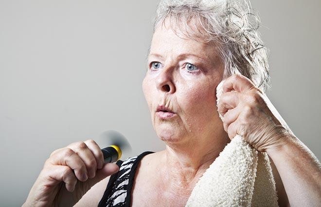 Seniors: Heat Exhaustion & Dehydration