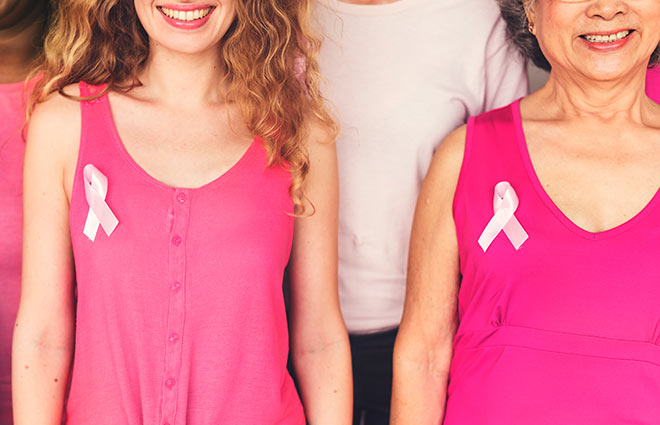 4 Ways Senior Women Can Think Pink