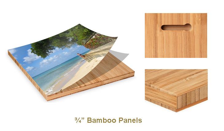 Museum Bamboo Board