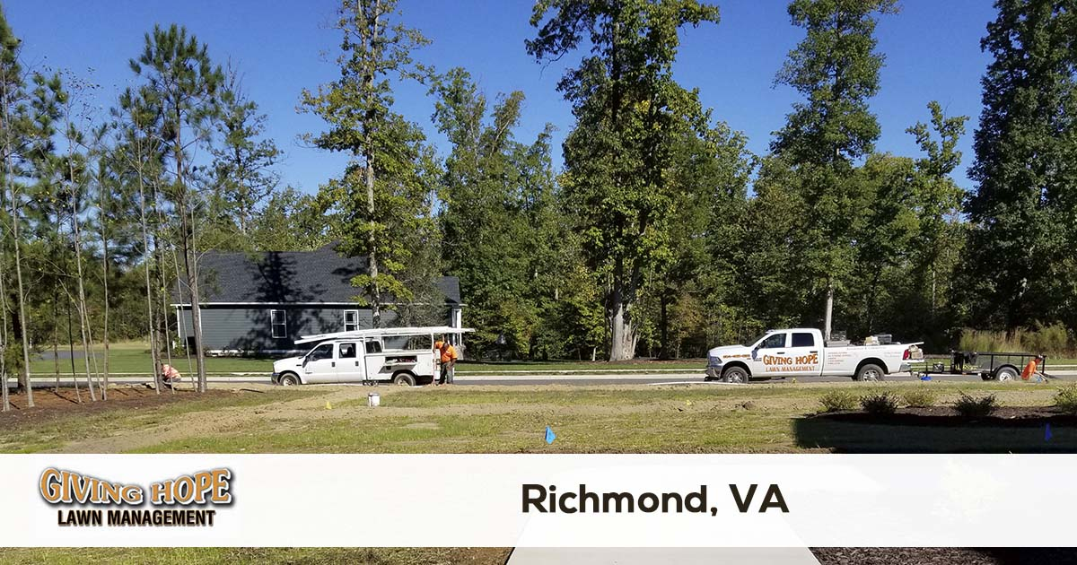Richmond lawn service