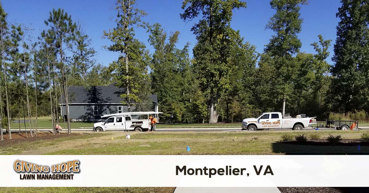Montpelier lawn service
