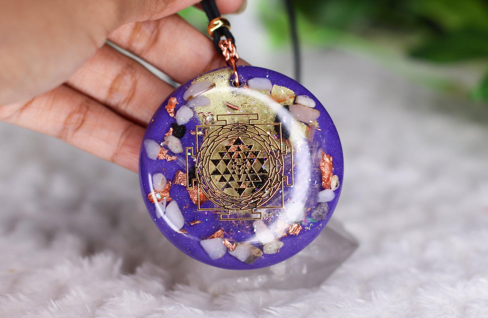 circulate energy custom round talisman etsy link