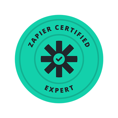 Certification Zapier
