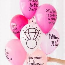 Hen Party Balloon Games