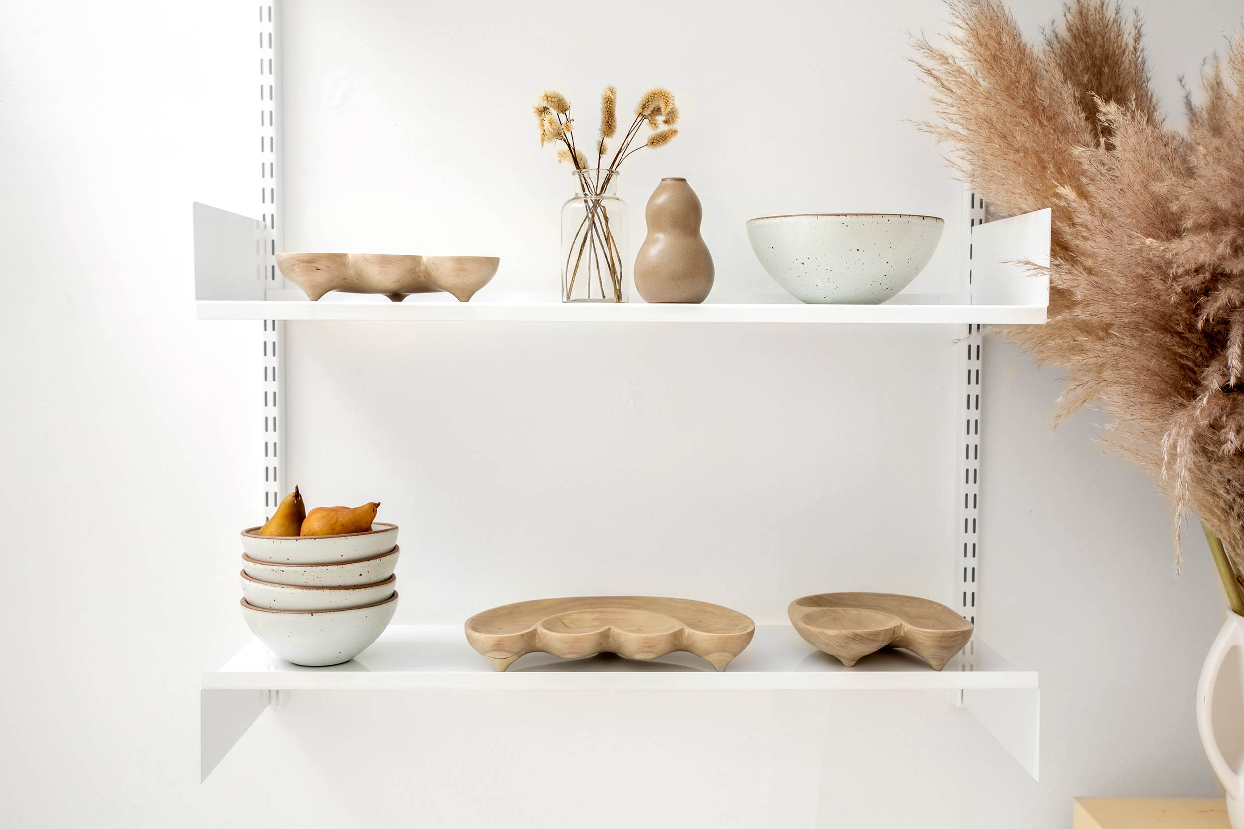 Shop Modular Wall Mounted Shelves
