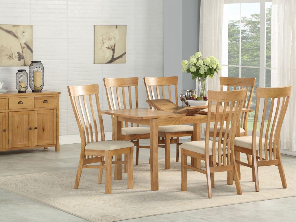 Kilmore Oak Dining Set