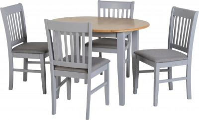 Oxford Grey Dining Set