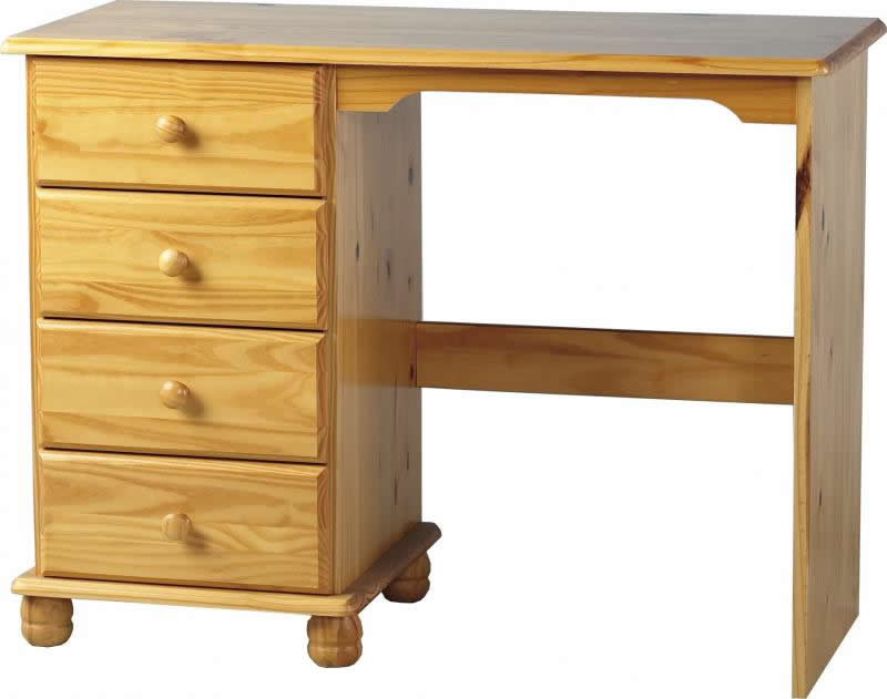 Sol Solid Pine Dressing Table