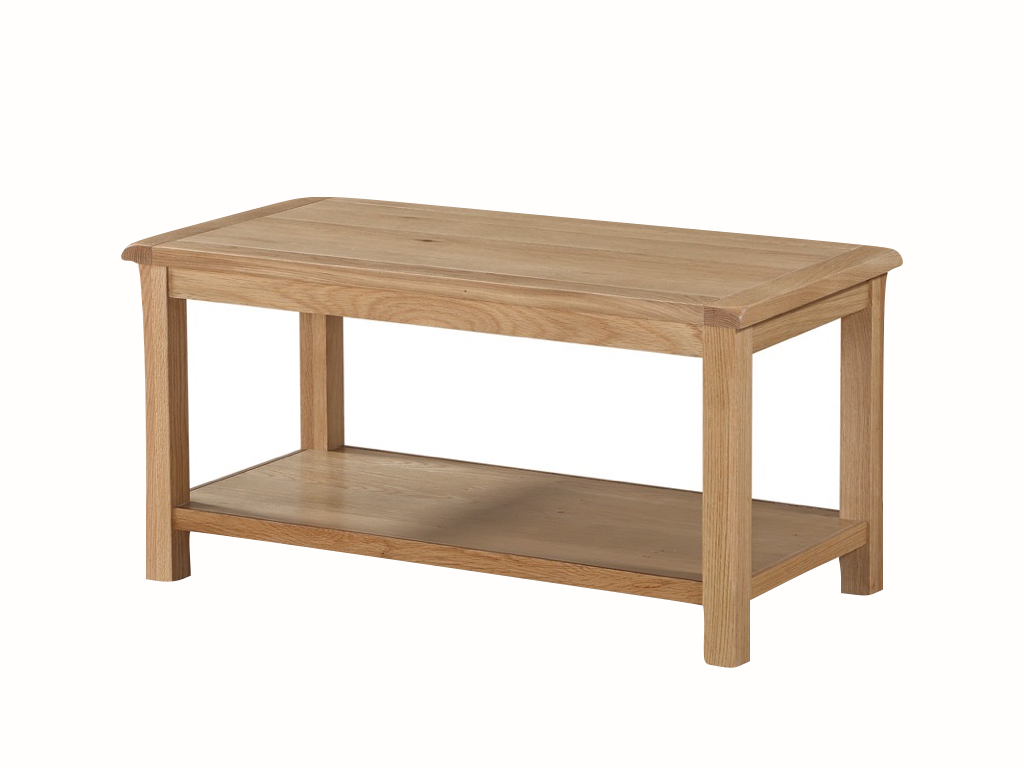 Kilmore Oak Coffee Table