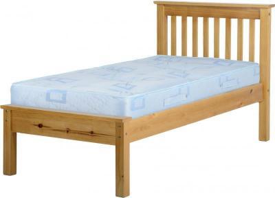 Monaco Pine Bed Frame