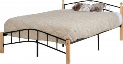 "Luton 4'6"" Bed Frame"