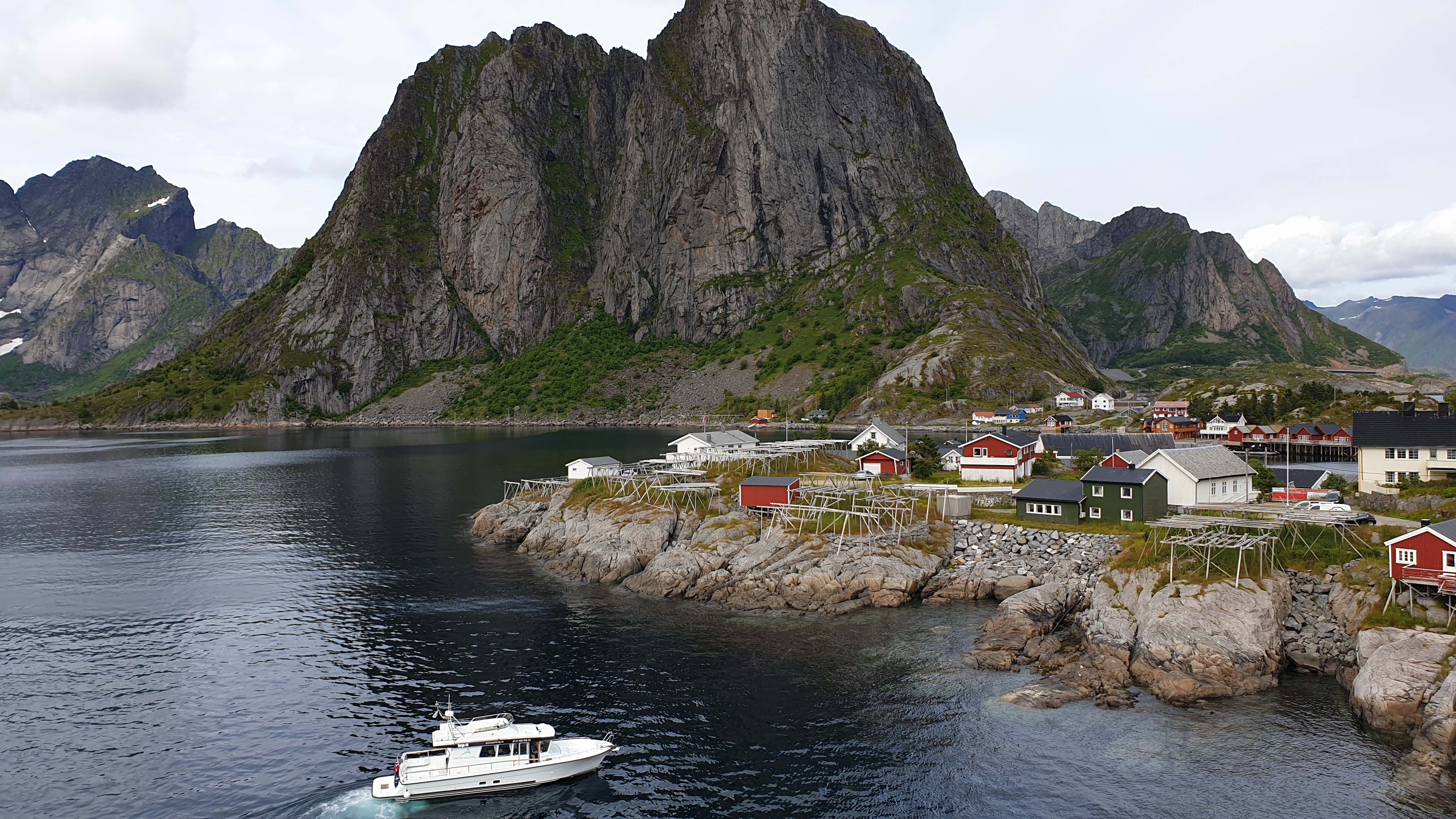 Privater Boot Ausflug in Lofoten