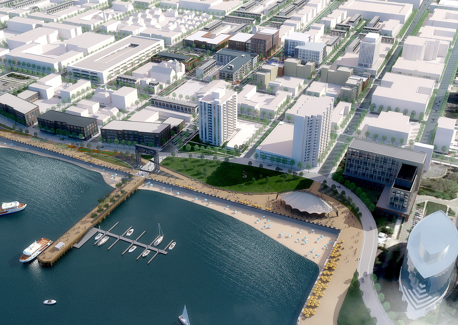 Newport News Masterplan
