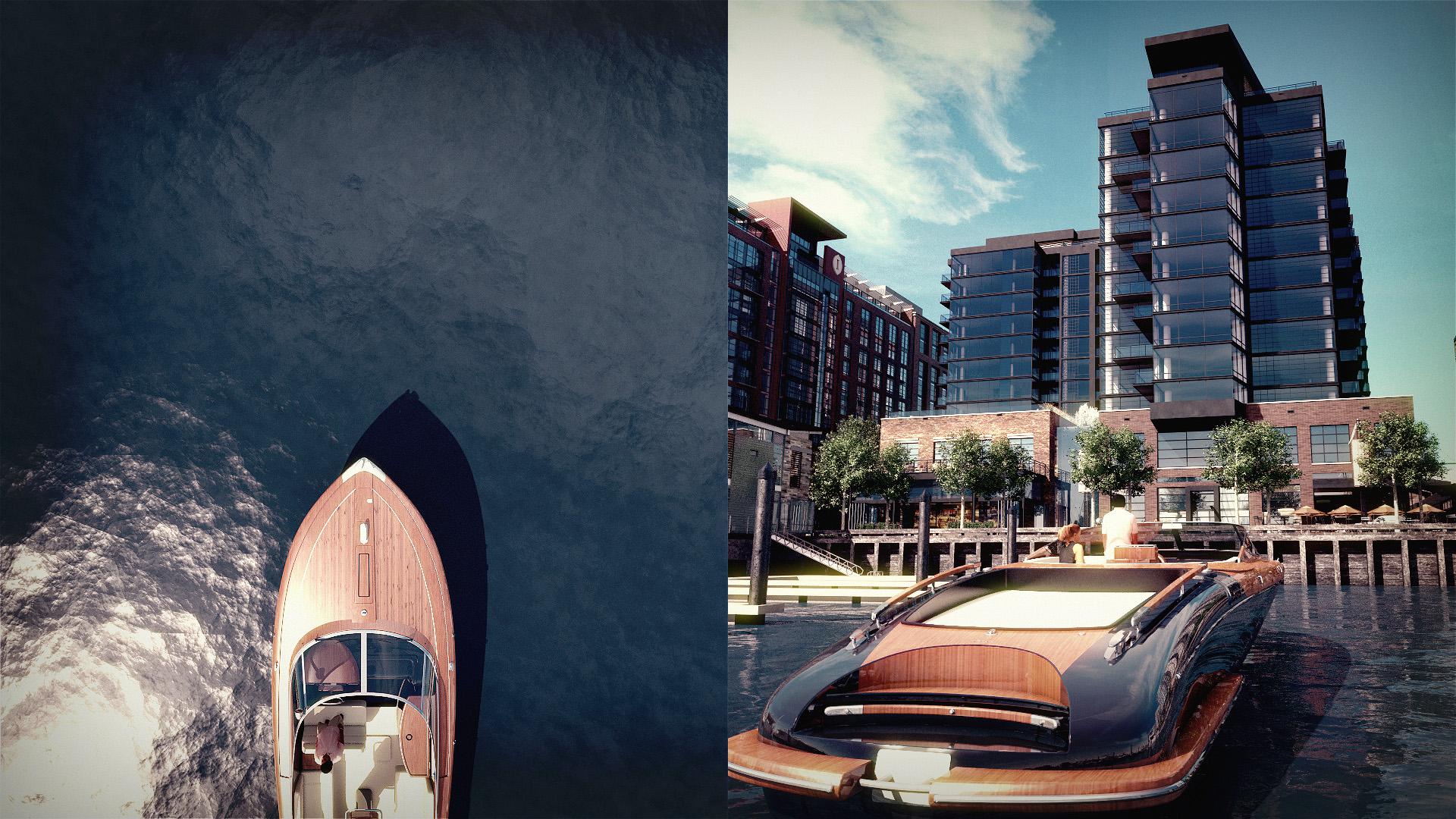 Wharf - Vio