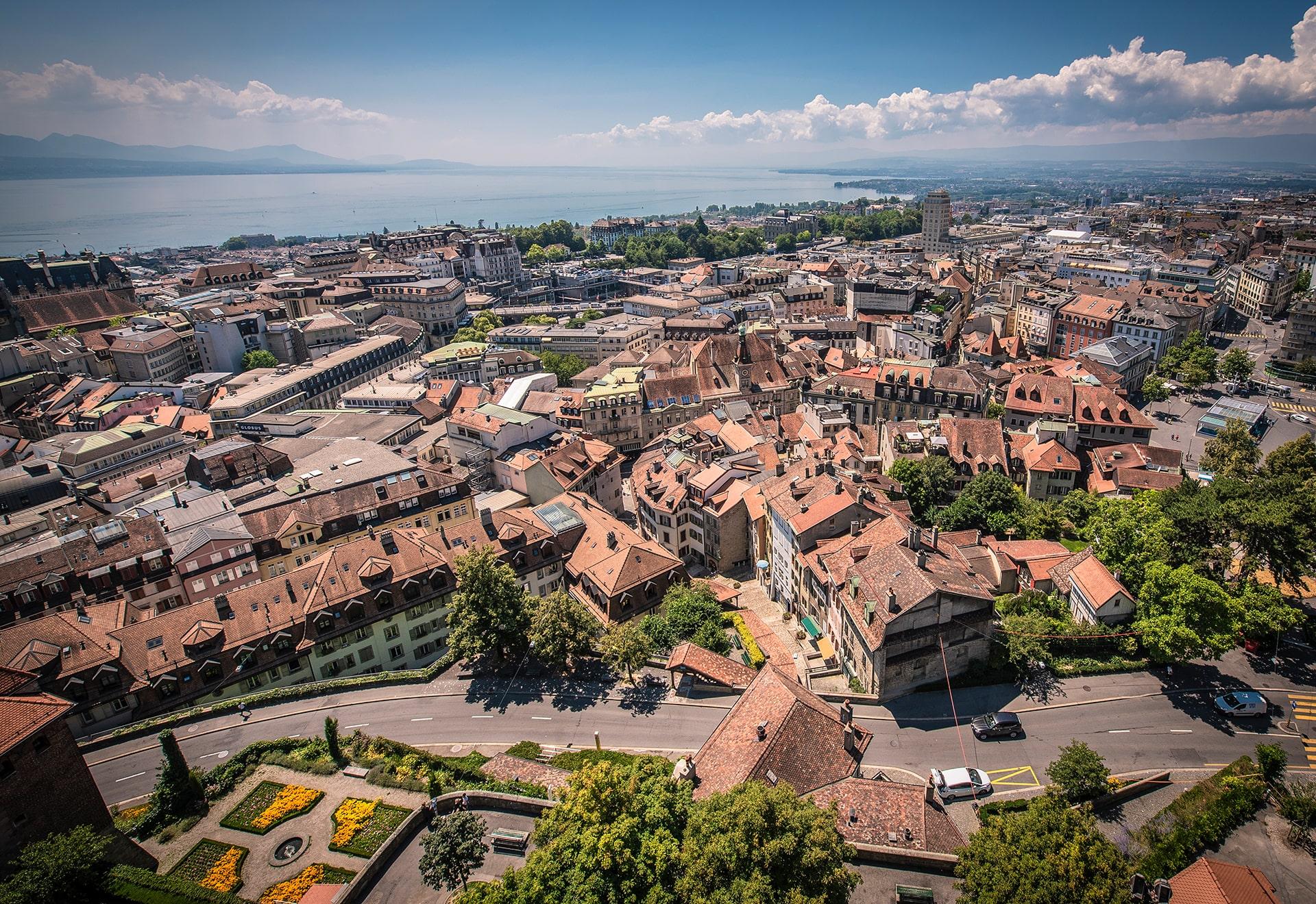 Blog Lifestyle - Lausanne - Suivre sa Joie - Saskia Parein