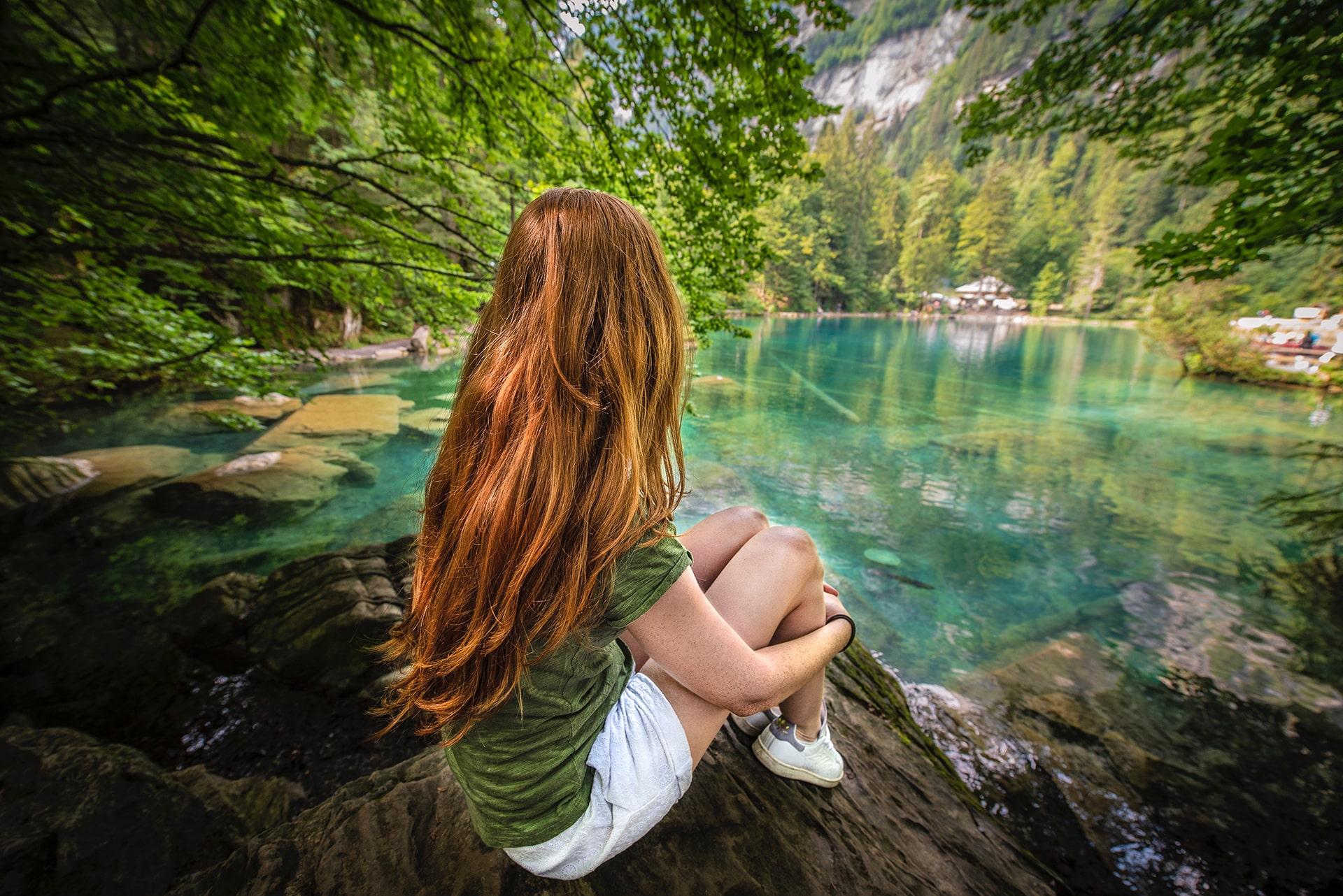 Blog Lifestyle - Blausee - Suivre sa Joie - Saskia Parein