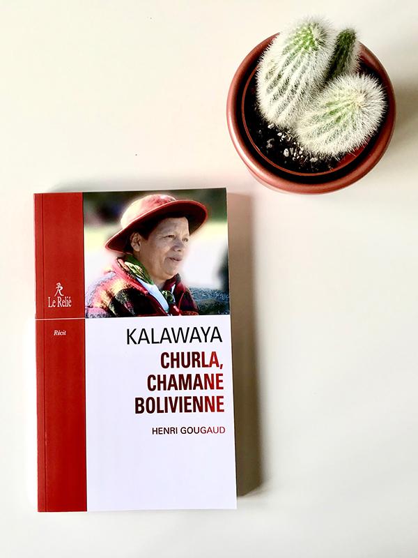 Blog Littéraire - Kalawaya, Churla, chamane bolivienne de Henri Gougaud - Suivre sa Joie - Saskia Parein