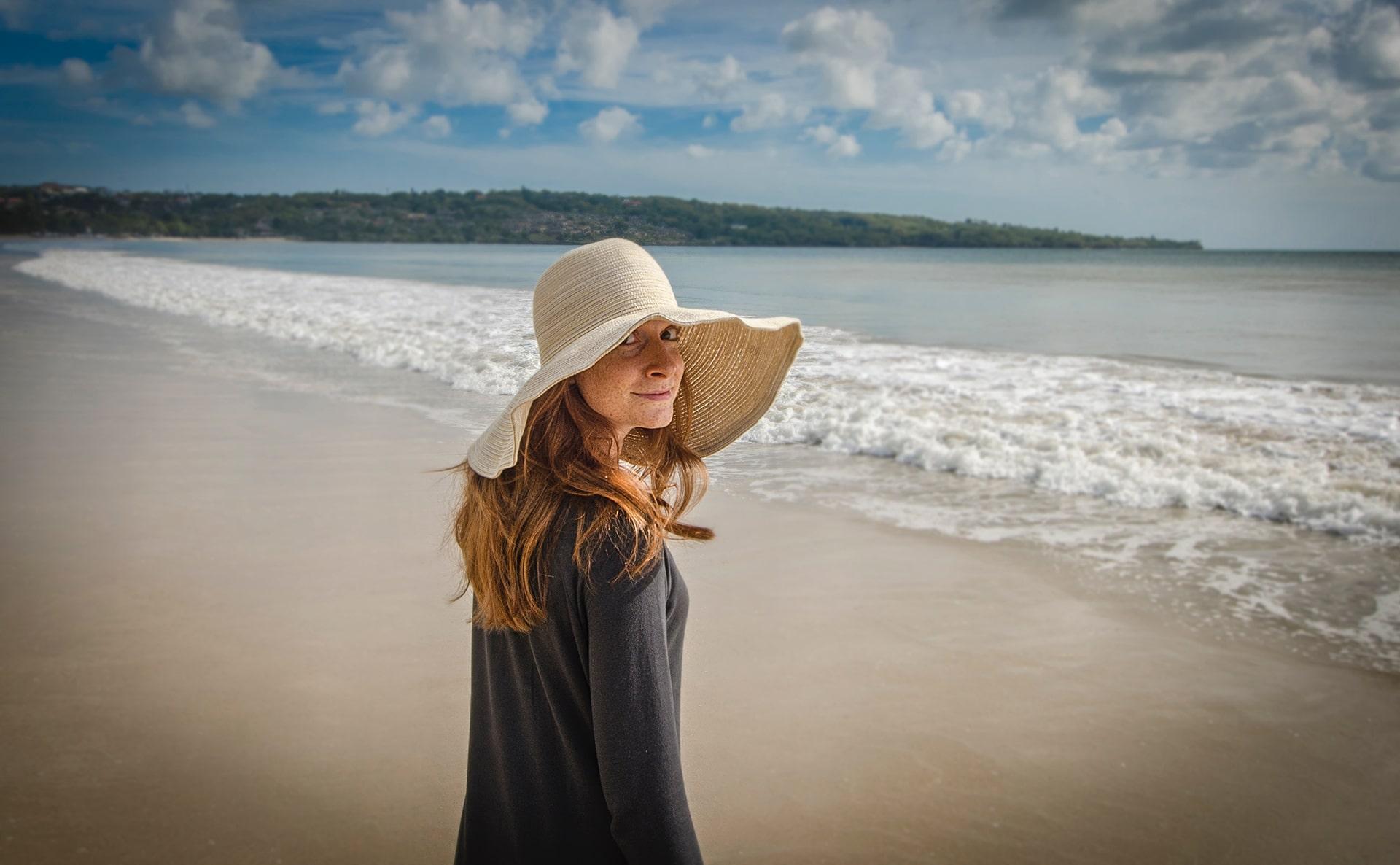 Blog Lifestyle - Une peau protégé tout l'été - Suivre sa Joie - Saskia Parein