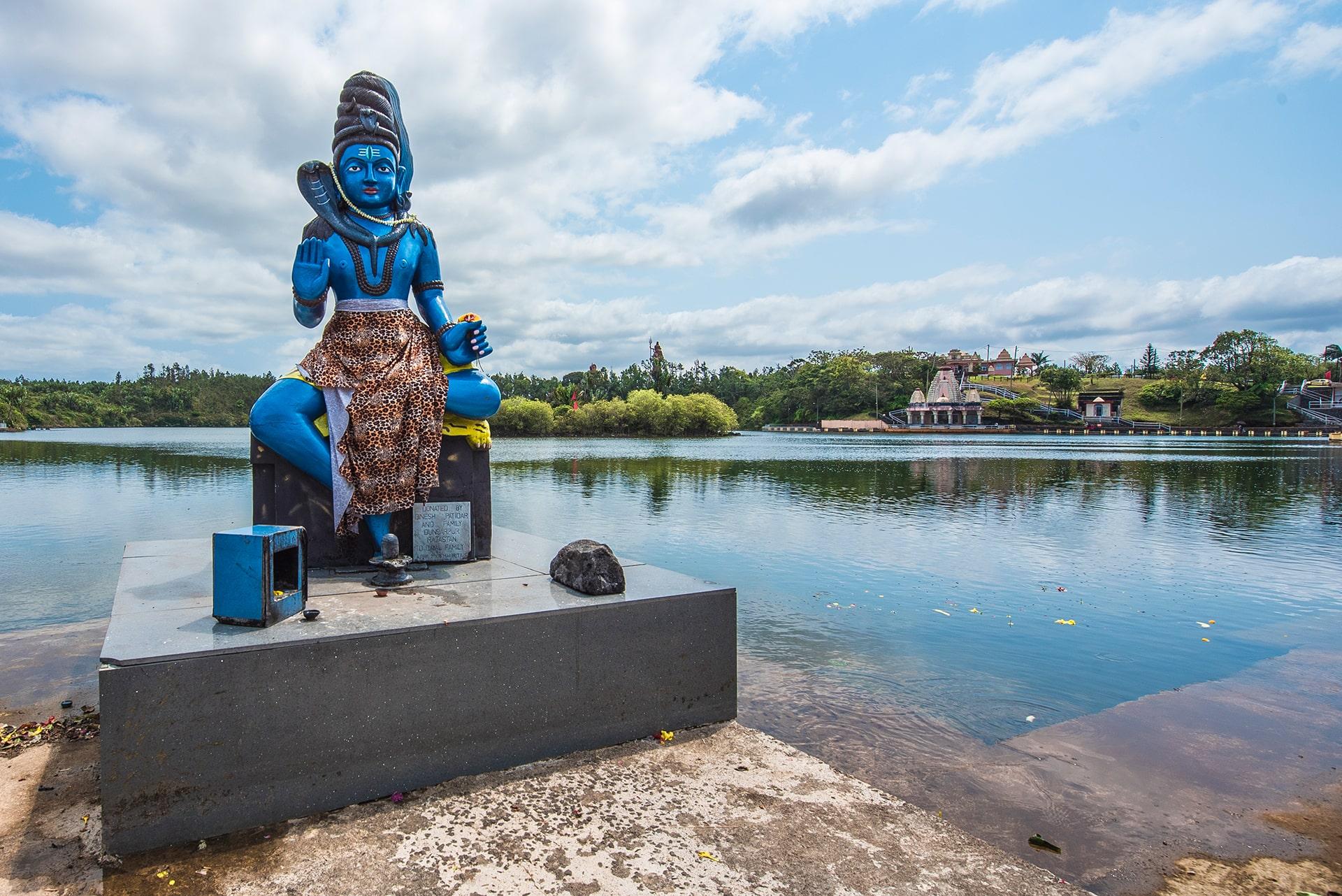 Grand Bassin au Parc Animalier Casela- Le duo de choc ! L'île Maurice et l'île de la Réunion - Suivre sa Joie - Saskia Parein