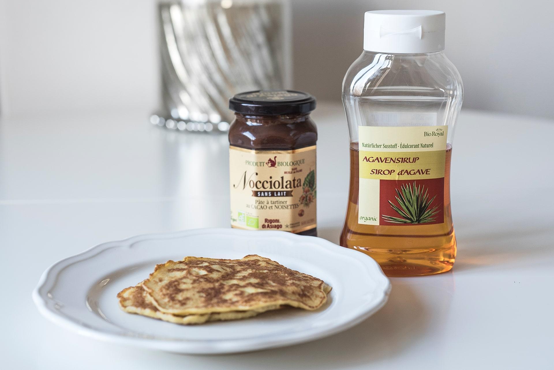 Blog Lifestyle - Les ingredients et la recette de pancakes - Suivre sa Joie - Saskia Parein