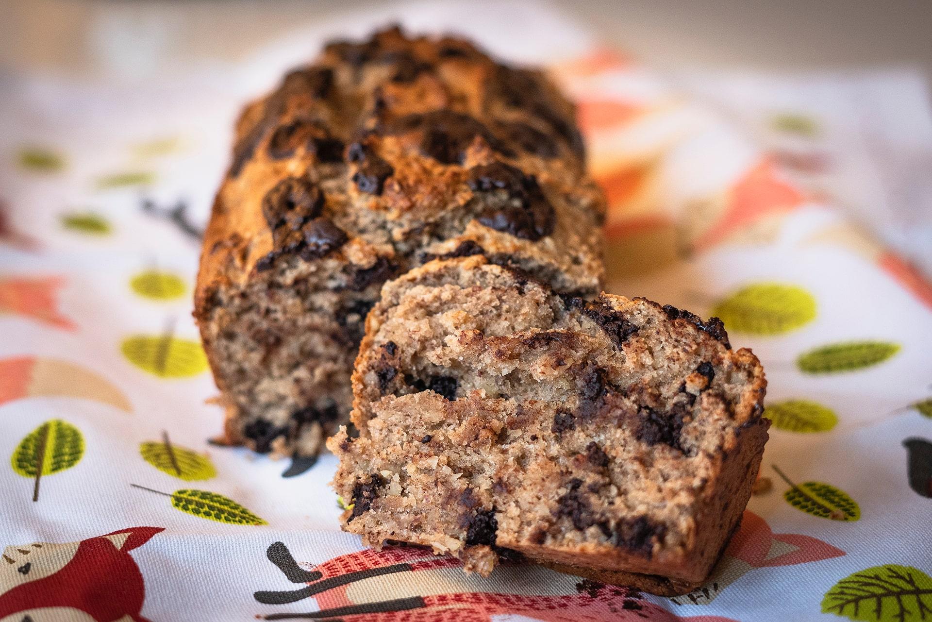 Blog Lifestyle - La recette du banana bread végan - Suivre sa Joie - Saskia Parein