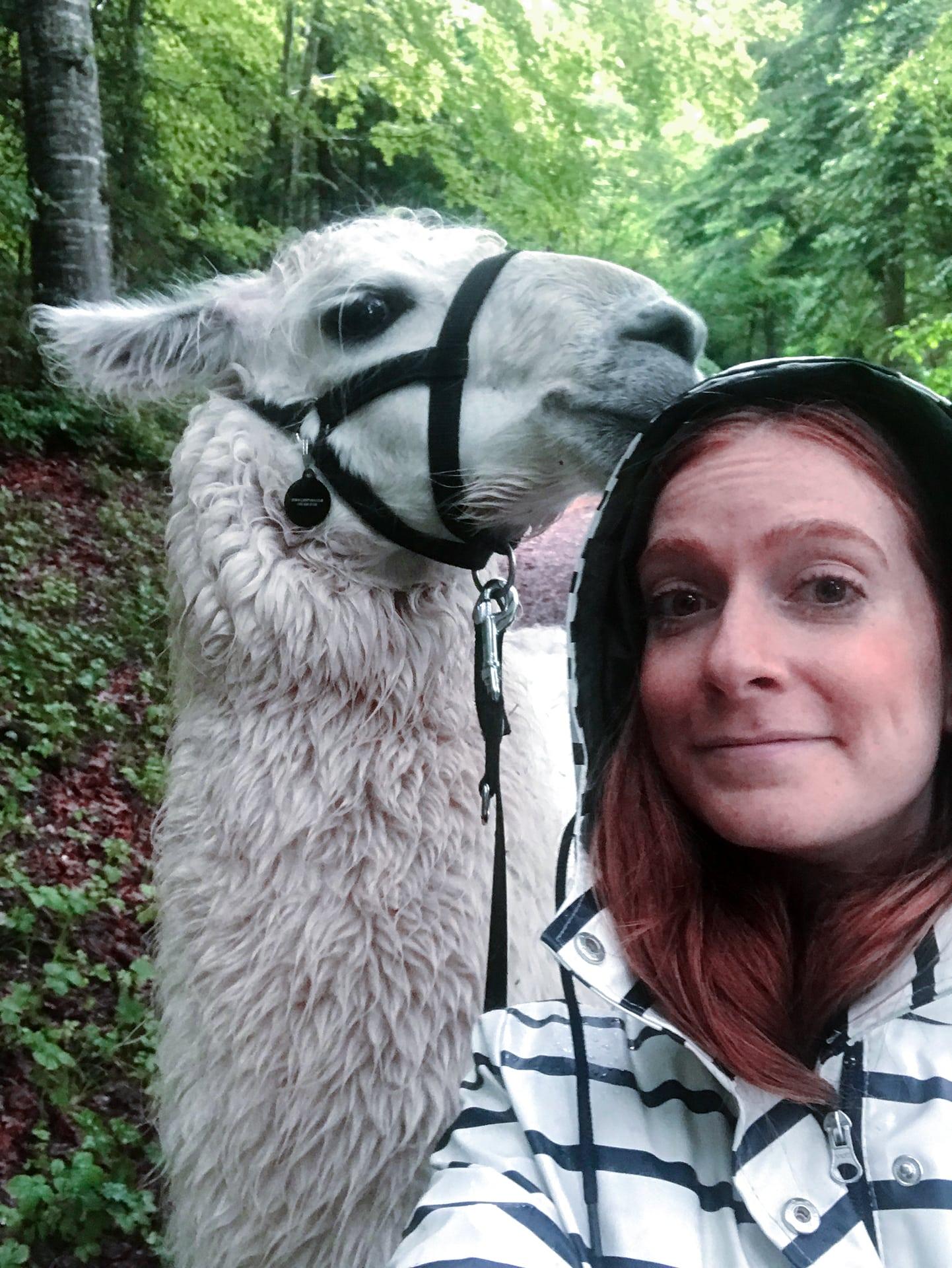Blog Lifestyle - Merlin et Saskia Parein, à Lampaga - Suivre sa Joie - Saskia Parein
